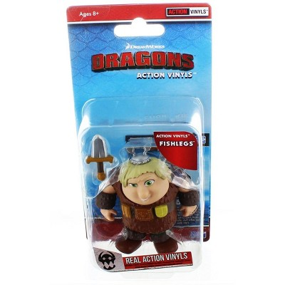 Loyal Subjects How To Train Your Dragon Fishlegs Action Vinyl