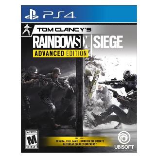Tom Clancys Rainbow Six Siege: Advanced Edition - PlayStation 4