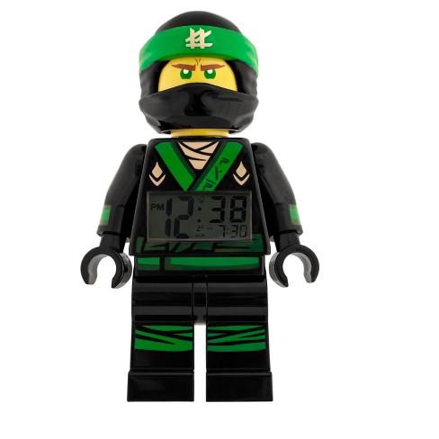 lego ninjago lloyd black alarm clock target