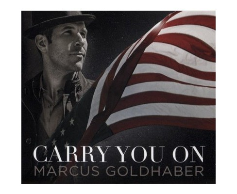 Marcus Goldhaber - Carry You On (CD) - image 1 of 1