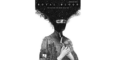 Royal Blood : For Guitar and Bass With Tab: Guitar/Bass/Vocal (Paperback) - image 1 of 1