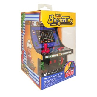 dreamGEAR Micro Arcade - BurgerTime