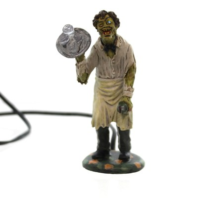 Dept 56 Accessories Don't Forget To Tip The Server Halloween  -  Decorative Figurines
