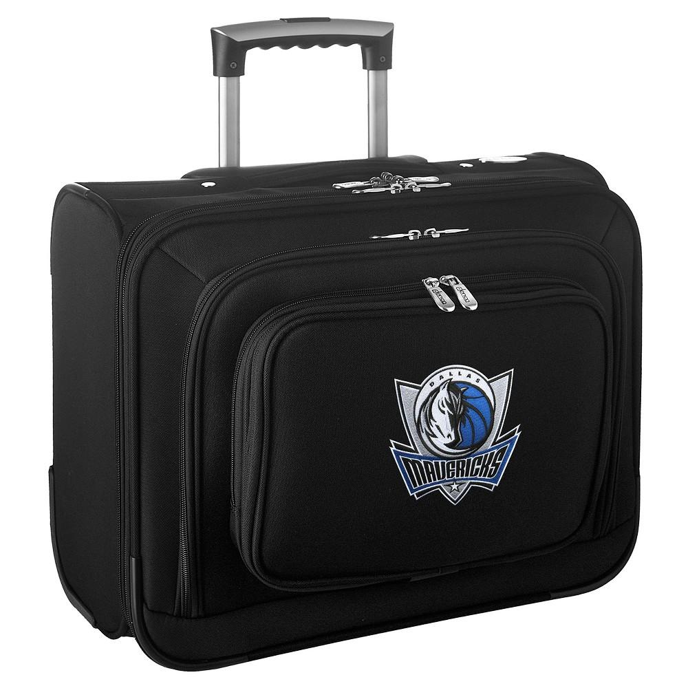 NBA Dallas Mavericks Mojo Wheeled Laptop Suitcase