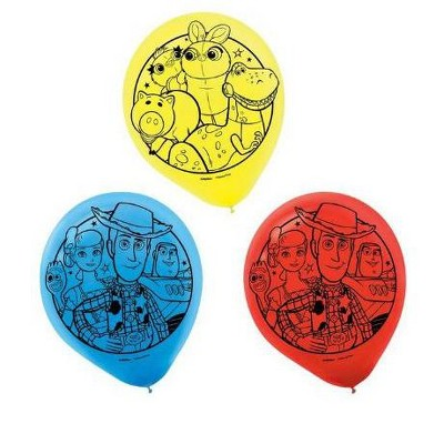 Birthday Express Toy Story 4 Printed Balloons
