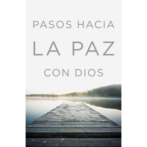 Steps to Peace with God (Spanish, Pack of 25) - (Pamphlet) - image 1 of 1