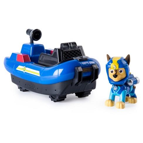 Paw Patrol - Chase's Transforming Sea Patrol Vehicle - image 1 of 5