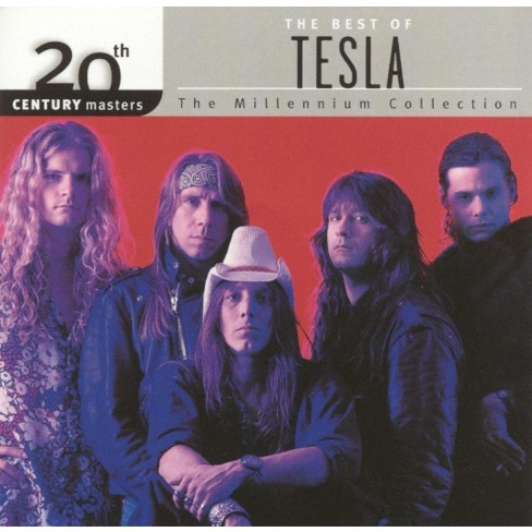 Tesla - 20th Century Masters- The Millennium Collection: The Best of Tesla (CD) - image 1 of 2