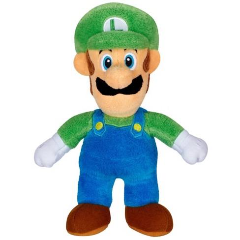 World of Nintendo Mario Bros U Plush - Luigi - image 1 of 4