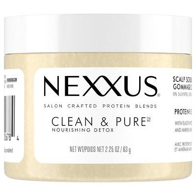 Nexxxus Clean and Pure Mini Scalp Scrub - 2.25oz