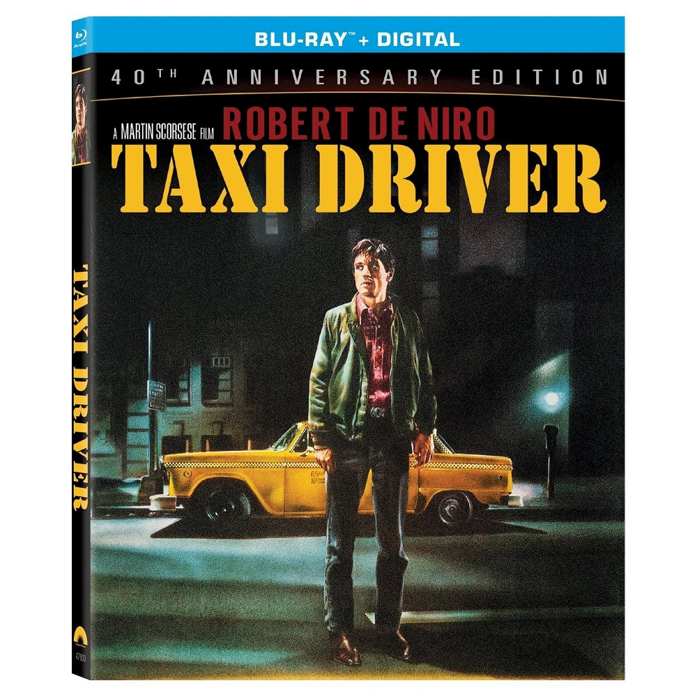 Taxi Driver 40th Anniversary (Blu-ray)