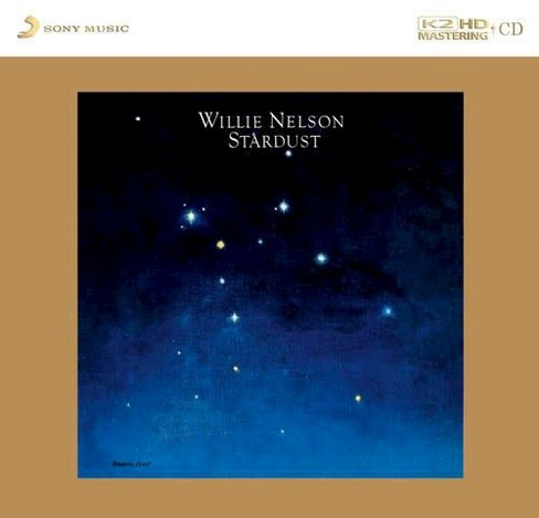 Willie nelson - Stardust (CD) - image 1 of 1