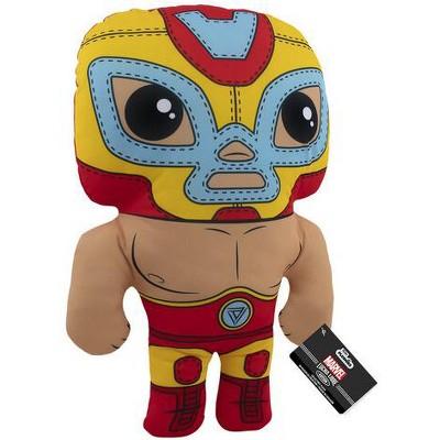 FUNKO POP! PLUSH: Marvel Luchadores- Iron Man 17.5