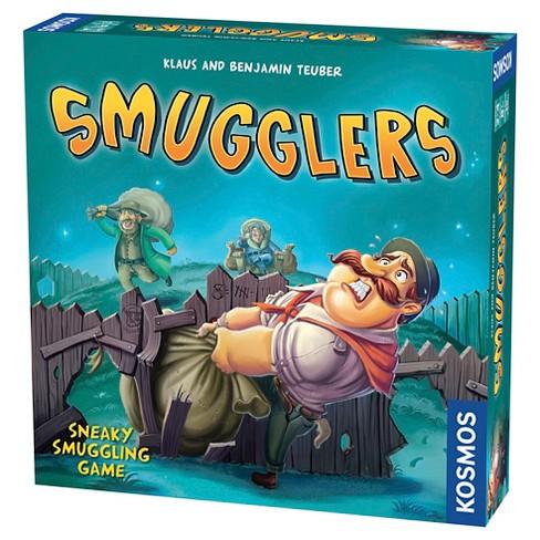 Thames & Kosmos Smugglers Board Game - image 1 of 3