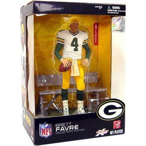 McFarlane Toys NFL Green Bay Packers Sports Picks Collector's Edition Boxed Set Brett Favre Action Figure - image 1 of 1