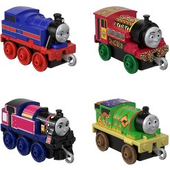 Fisher-Price Thomas & Friends Around the World Push Along 4pk