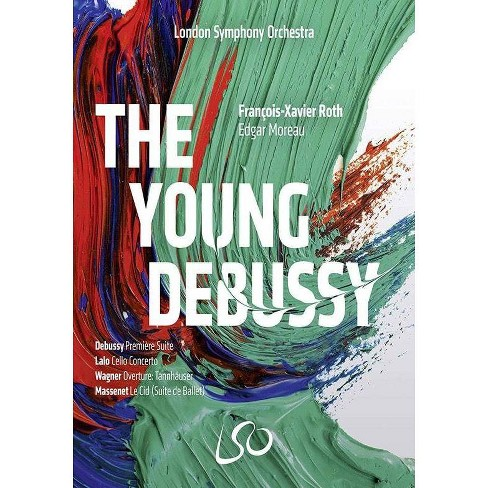 Young Debussy (DVD) - image 1 of 1