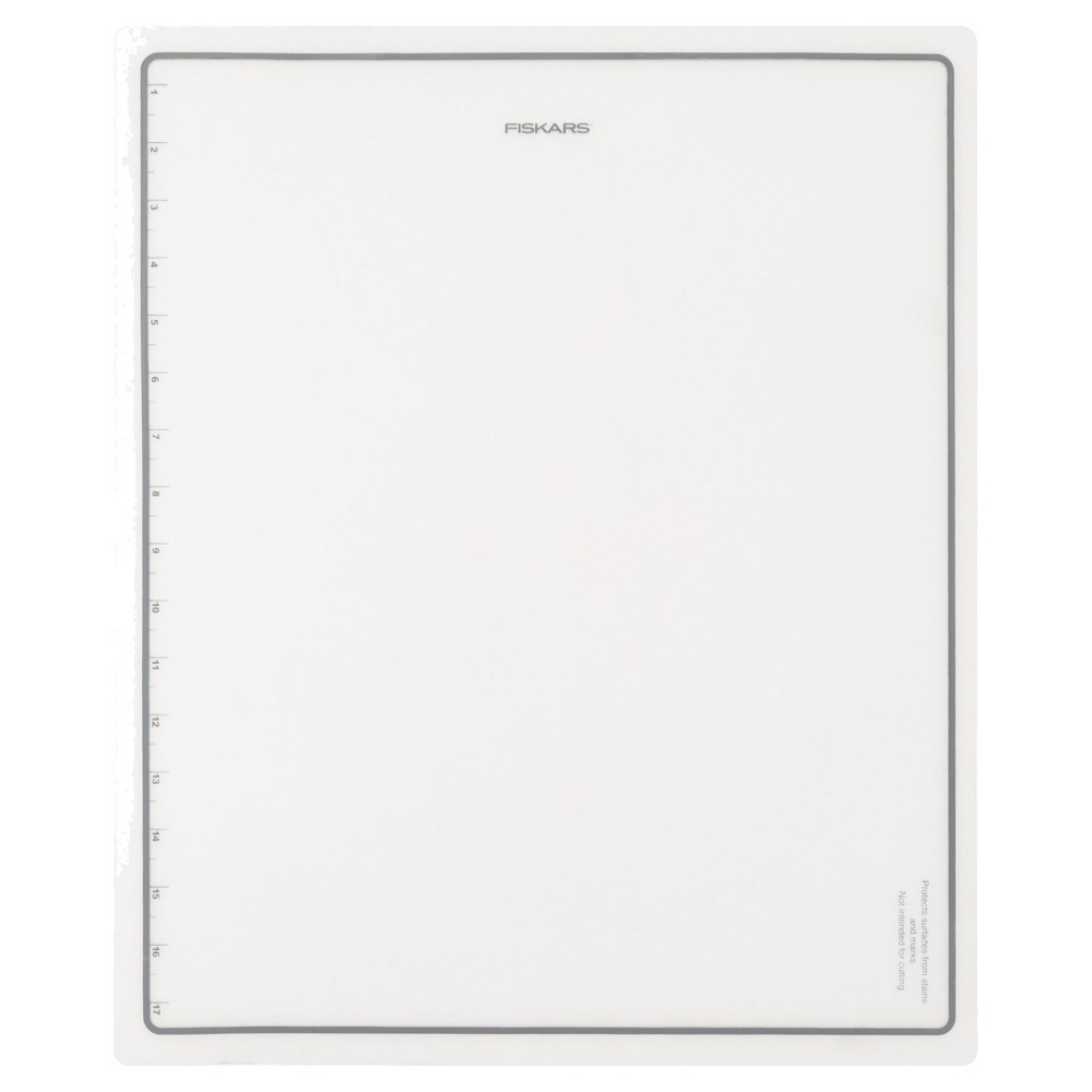 "Image of ""Fiskars Silicone Craft Mat (15"""" x 18""""), Gray"""