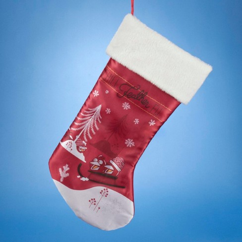 about this item - Christmas Socks Decoration
