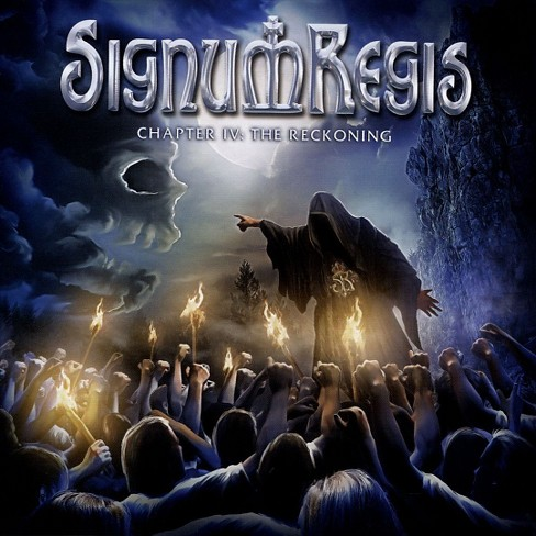 Signum regis - Chapter iv:Reckoning (CD) - image 1 of 1