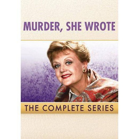 Murder, She Wrote: The Complete Series (DVD) - image 1 of 1
