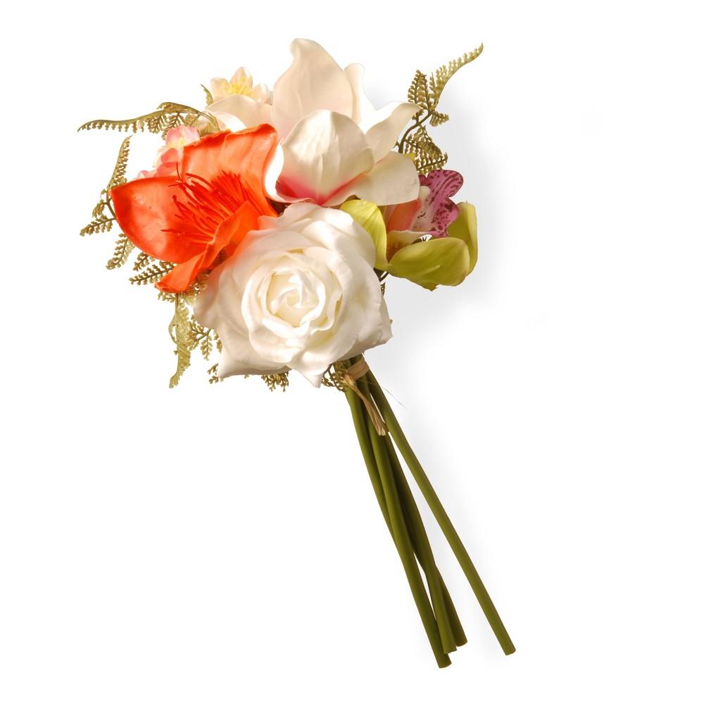 Image of 13 White Rose Bundle - National Tree Company