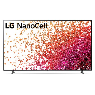 "LG 75"" NanoCell 4K UHD Smart LED HDR TV - 75NANO75"