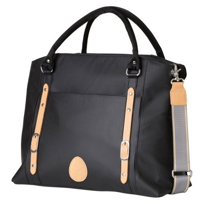 PacaPod 3-in-1 Baby Changing Tote Bag Mirano - Black