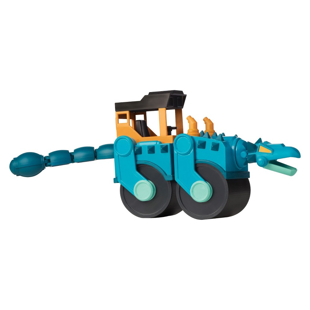 Dino Construction Company Spike Ankylosaurus Steamroller