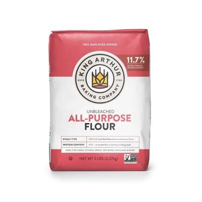 King Arthur Flour Unbleached All-Purpose Flour - 5lbs