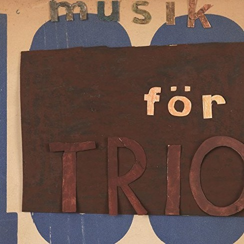 Mats bergstrom - Musik for trio (CD) - image 1 of 1