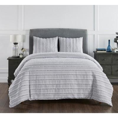 Athenia Comforter 3-Piece 100% Cotton Tufted Chenille Comforter Set - Better Trends