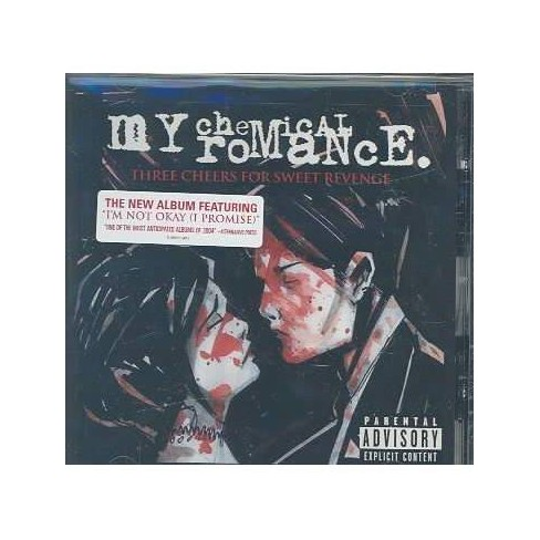 My Chemical Romance - Three Cheers For Sweet Revenge (CD) - image 1 of 1