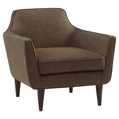 Rett Mid Century Upholstered Accent Chair Target