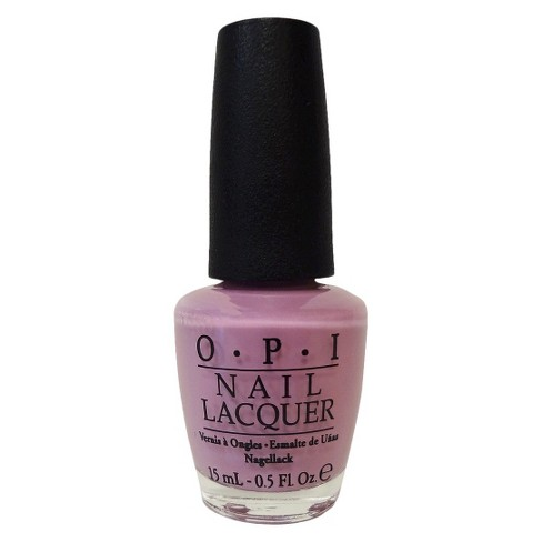 O.P.I Nail Lacquer - Lucky Lavender - 0.5 fl oz - image 1 of 1