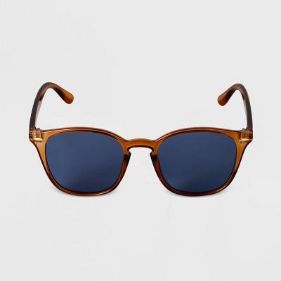 Men's Crystal Square Sunglasses - Goodfellow & Co™