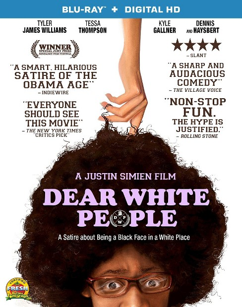 Dear White People (Blu-ray) - image 1 of 1