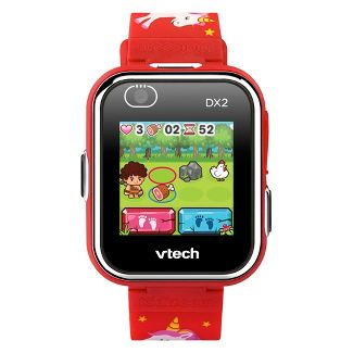 VTech KidiZoom Smartwatch DX2 - Red Unicorn