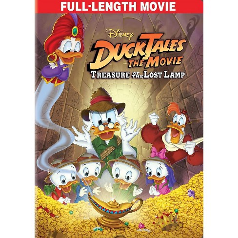DuckTales: The Movie - Treasure of the Lost Lamp (DVD) - image 1 of 1
