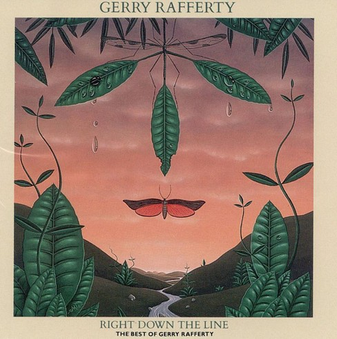 Gerry rafferty - Right down the line:The best of gerry (CD) - image 1 of 1
