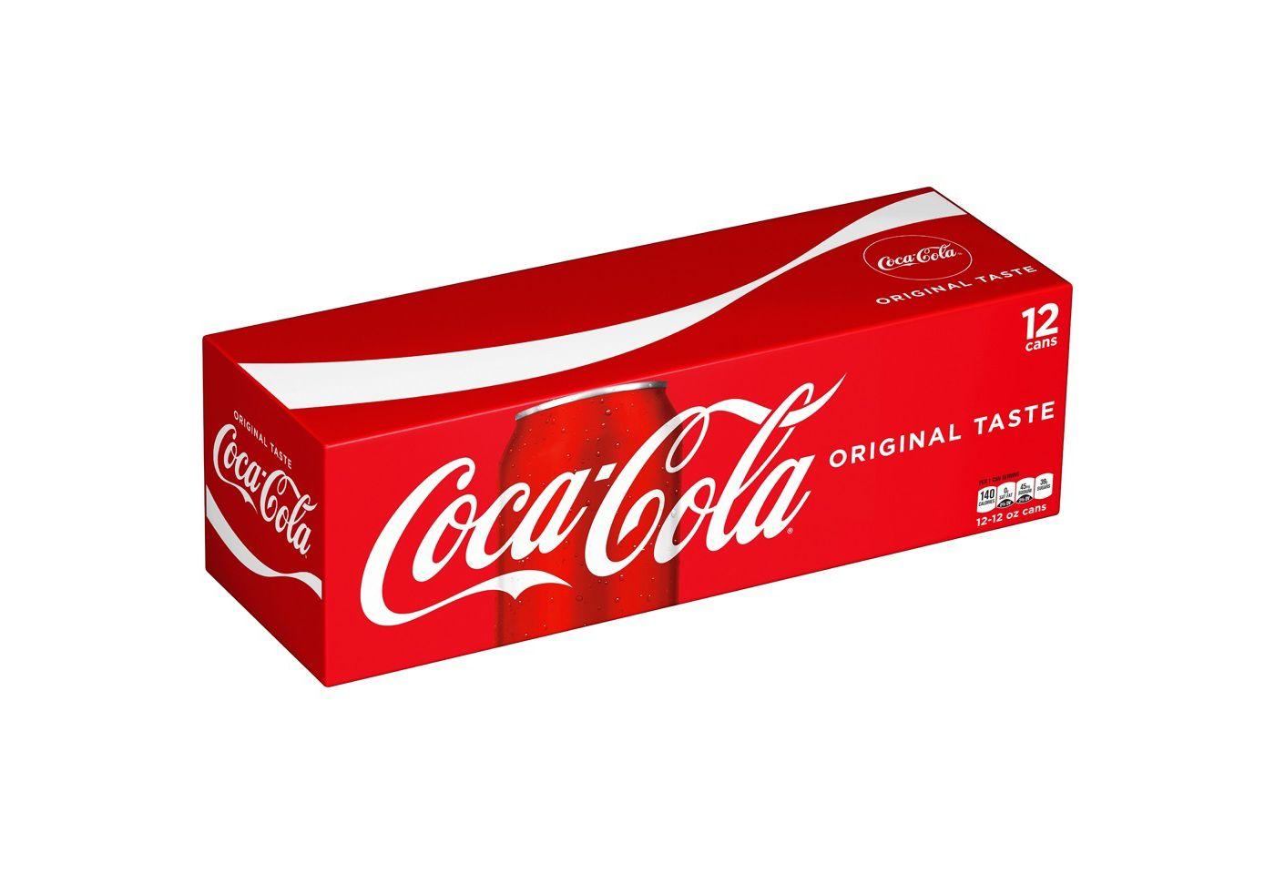 3 X 12-Pack 12 oz. Soda (Coke, Pepsi, Sprite & More)