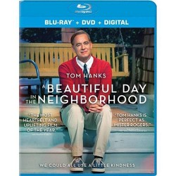 A Beautiful Day In The Neighborhood (Blu-Ray + DVD + Digital)