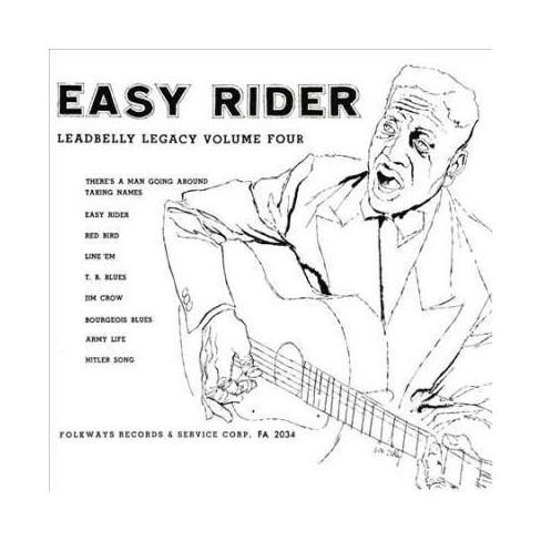 Lead Belly - Easy Rider (Vinyl) - image 1 of 1
