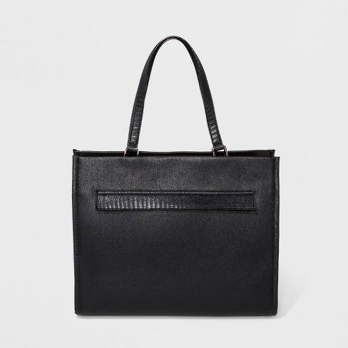 Women's Essex Square Tote - A New Day™ - image 1 of 4