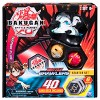 Bakugan Battle Brawlers Starter Set with Bakugan Transforming Creatures Haos Howlkor - image 2 of 4