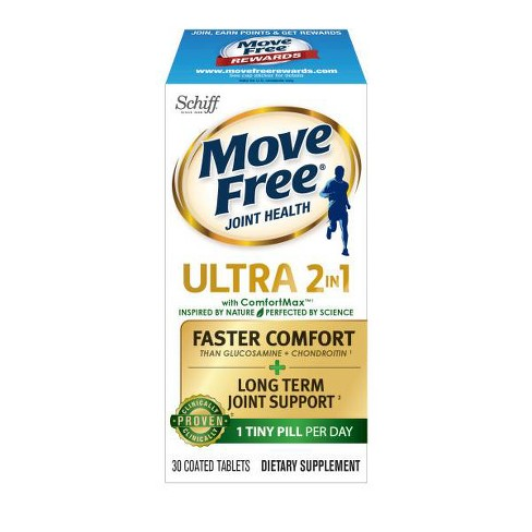 Move Free Ultra 2in1 Tablets - 30ct - image 1 of 4