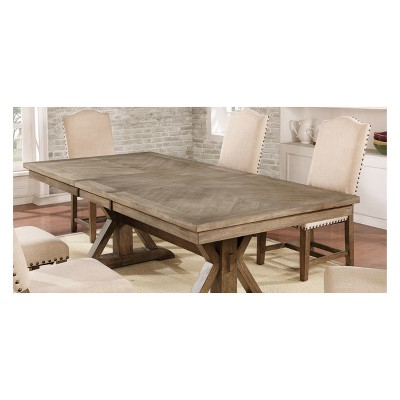 Exceptionnel Iohomes Jellison Transitional Expandable Dining Table Light Oak   HOMES:  Inside + Out