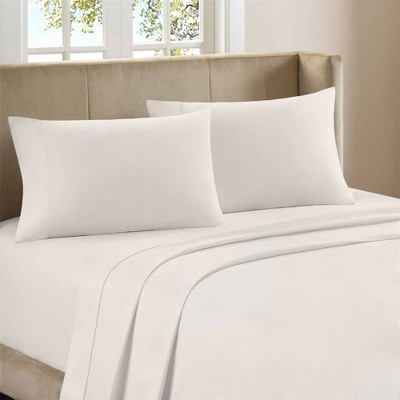 Organic Cotton Deep Pocket Percale Sheet Set - Purity Home