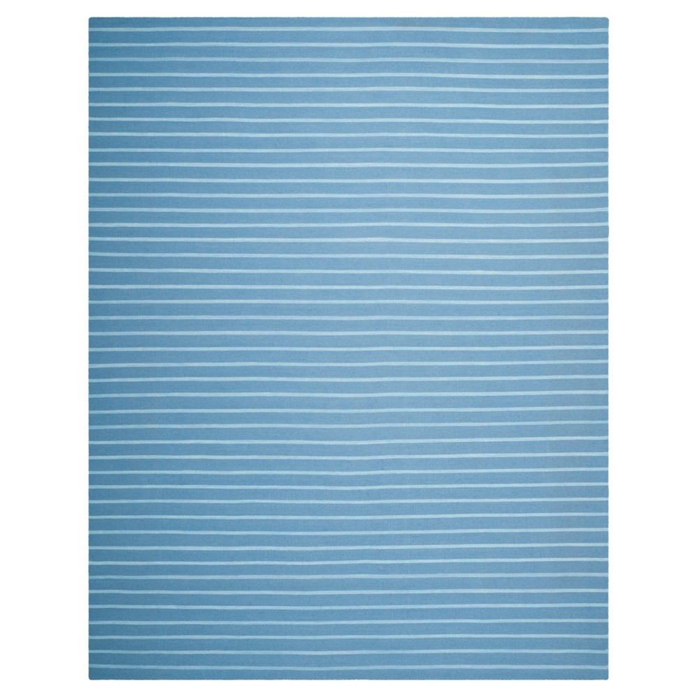 Rana Dhurry Rug - Blue - (6'x9') - Safavieh