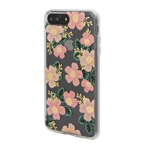 floral iphone 7 plus phone cases
